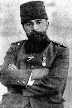 أحمد جمال  باشا السفاح 1873 – 1922