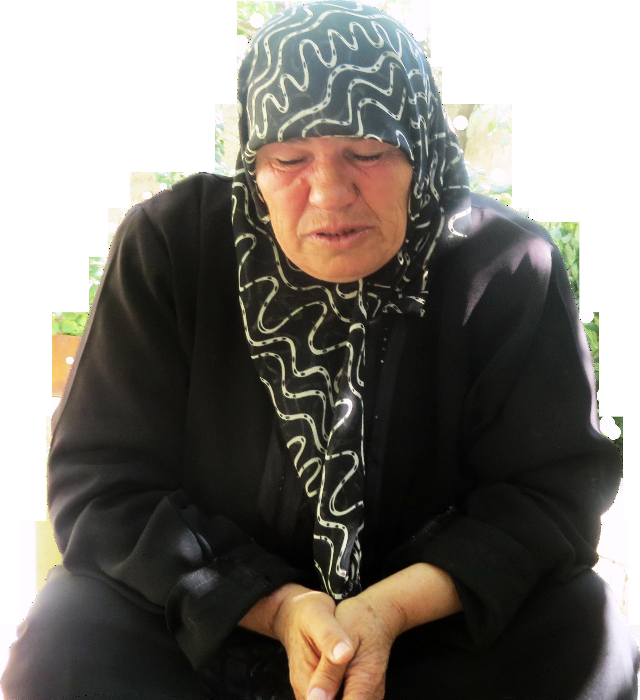 أم يوسف: خنساء كفروما – فريق التحرير