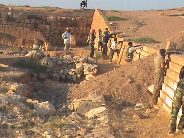 ايبلا – مملكة سورية تواجه الموت – جمعية حماية الآثار السورية