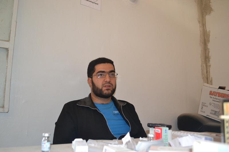 الدكتور أحمد صبيح – تحقيق وتصوير: علاء زقاق ومروان الحميد
