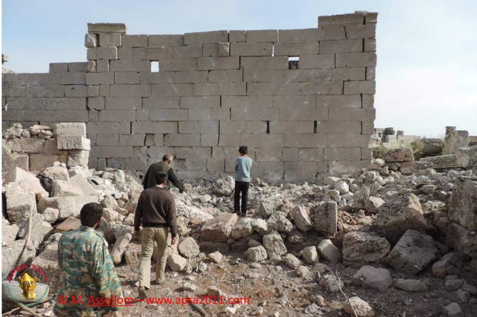 التراث الأثري السوري بات رهينة كيف يمكن لنا حمايته؟ -القسم الثاني- د. شيخموس علي
