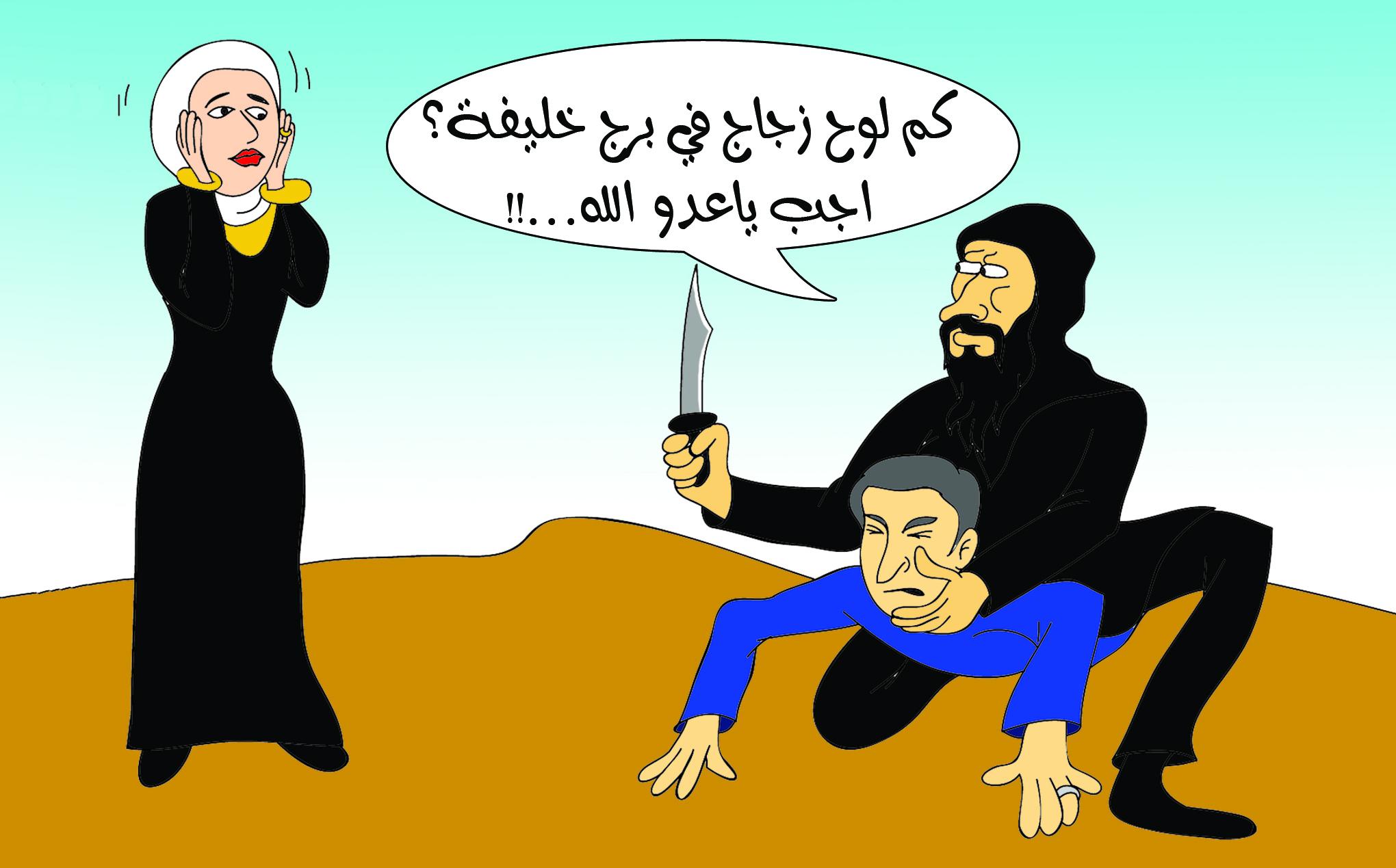 """الاحتطاب.. من خفايا تنظيم """"الدولة الإسلامية في العراق والشام"""" – رامي سويد"""