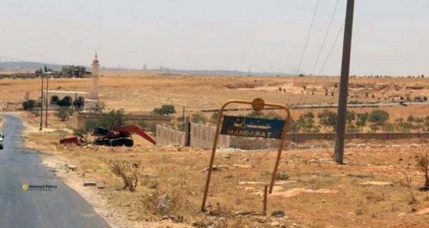 """""""مخيم حندرات"""" حكاية اللجوء المتجددة – عبير الفارس"""