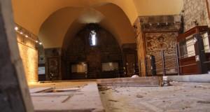 متحف معرة النعمان أكبر متحف للفسيفساء بالشرق الأوسط مهدد بالدمار
