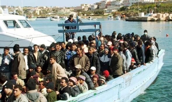 الانطلاق من ليبيا بالقوارب الصغيرة