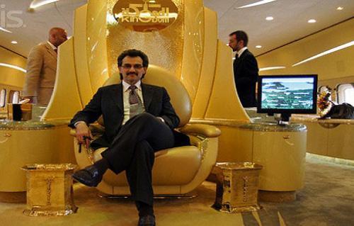 حكايتي مع الوليد بن طلال – محمد السلوم