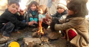 عدسة الغربال: مخيمات اللاجئين في مسكنة – شهم حوري