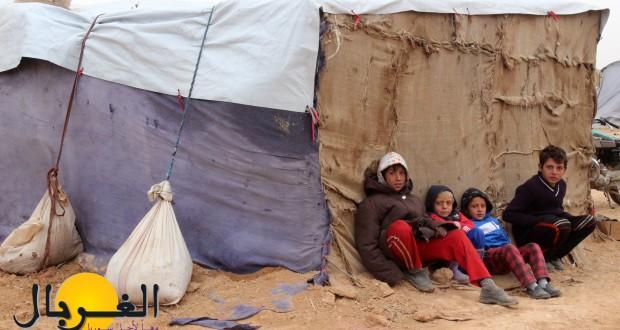 عدسة الغربال: مخيمات النازحين في ريف حلب الشرقي – شهم حوري