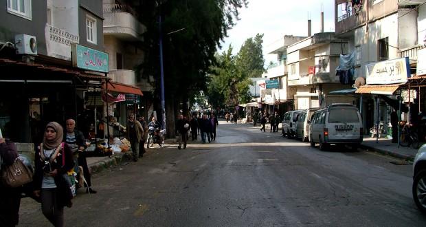 الحفة.. صغيرة الثورة ذبيحة الأسد – سمر العمر