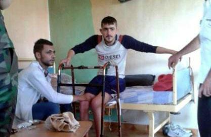 """مصابو """"الشبيحة"""" بلا مستقبل مع إهمال النظام لهم – محمد عثمان"""