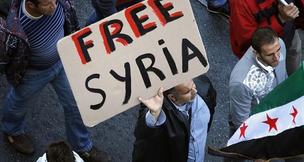 الثورة السورية بين المبدأ والواقع – منال ريّس