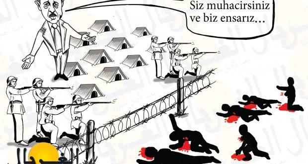 Recep Tayyip Erdoğan: Siz muhacirsiniz ve biz Ensariz