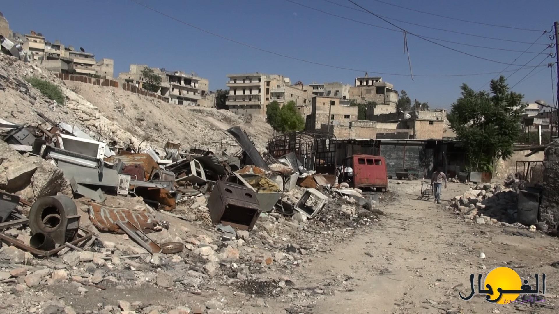 أحياء-الصفيح-حلب-دمار (2)
