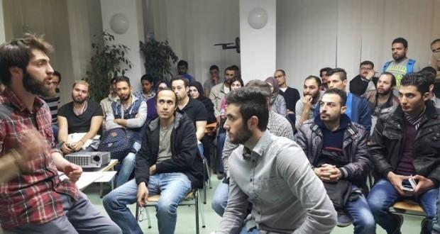 منح الجامعات الأوربية فرصة طلاب سوريا لإكمال دراستهم – سما الإبراهيم