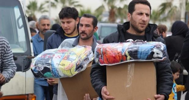 كيف قتلت الإغاثة إرادة السوريين النازحين واللاجئين – سما الإبراهيم