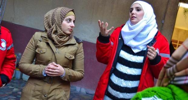 المرأة في زمن الحرب.. دعائم ناعمة للصمود والتنمية ــ سما مسعود