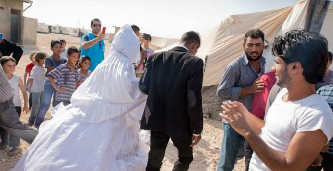 حفلات زواج سورية