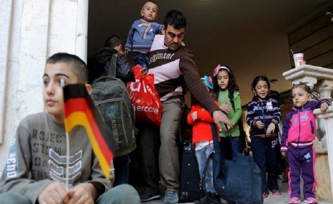 السوريون في ألمانيا