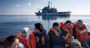 مخاطر الهجرة لا توقف المهاجرين من تركيا إلى أوربا