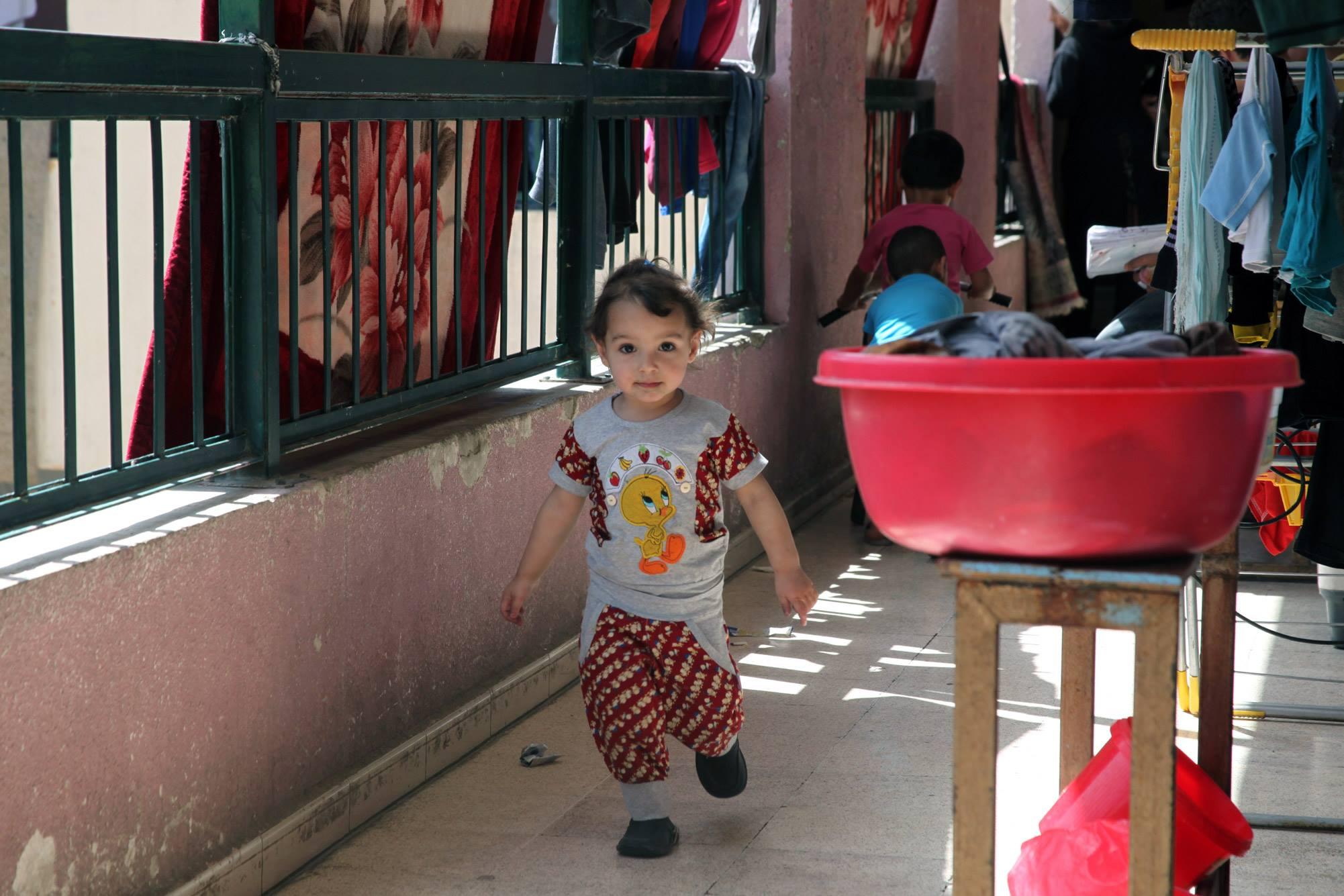 أيتام أطفال حلب