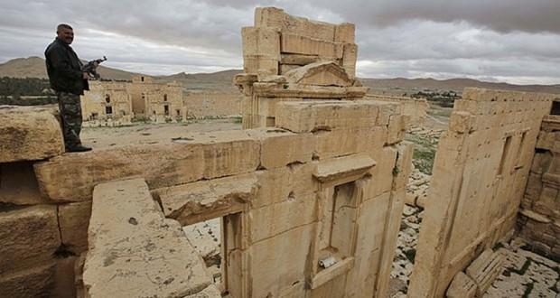 """مدينة تدمر الأثرية ضحية النظام و""""داعش"""" – الدكتور شيخموس علي"""