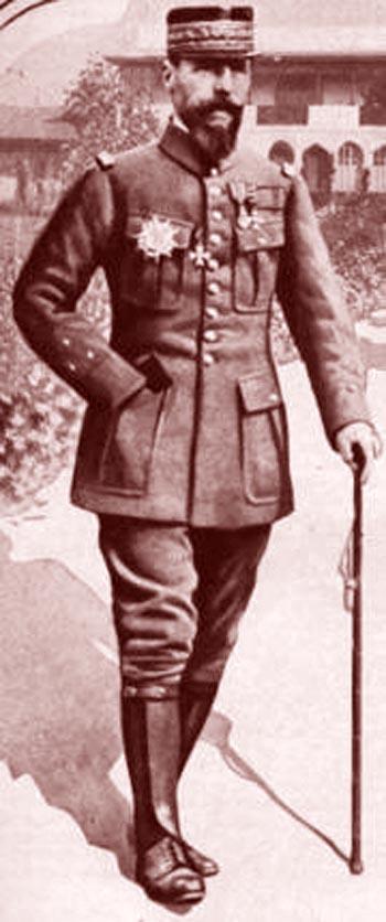 الجنرال غورو كان يكن كل الإحترام ليوسف العظمة