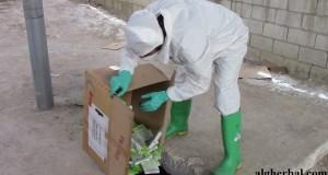 إهمال النفايات الطبية يهدد سكان الشمال السوري بالأوبئة والأمراض