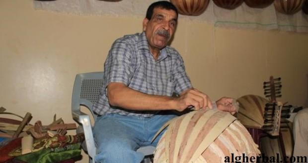 ظروف الحرب تقضي على صناعة الآلات الموسيقية في حلب – عبد الغني العريان
