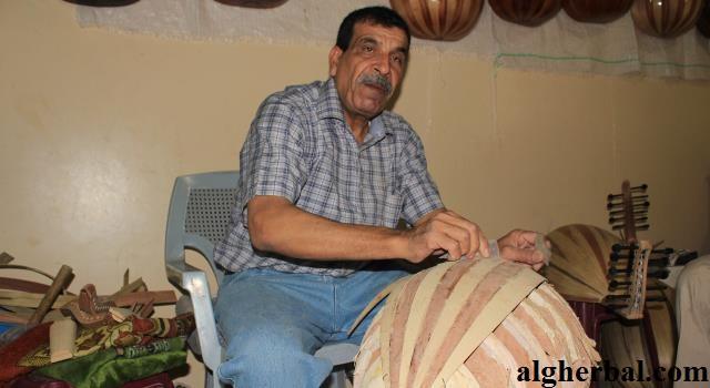 حرفة صناعة العود أحد أعرق حرف الصناعات التقليدية في حلب