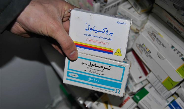 لا تعطى الأدوية المخدرة بدون وصفات طبية الغربال عبد الغني