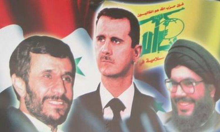 المشروع الإيراني بسوريا
