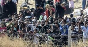 """منظمة """"هيومان رايتس ووتش"""": تركيا تعيد السوريين من الحدود والإغلاق يضع اللاجئين تحت رحمة المهربين"""
