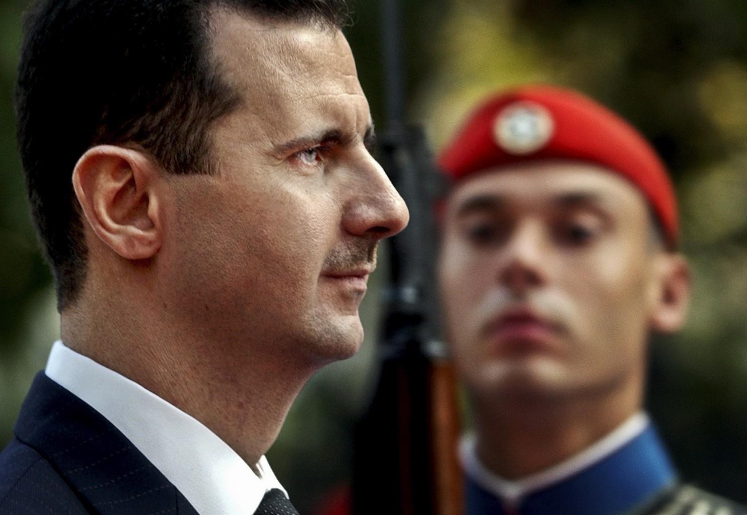 مستقبل أسد سوريا