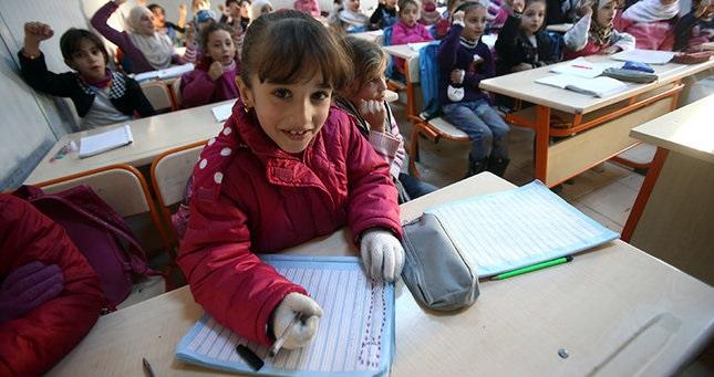 دراسة السوريين في تركيا