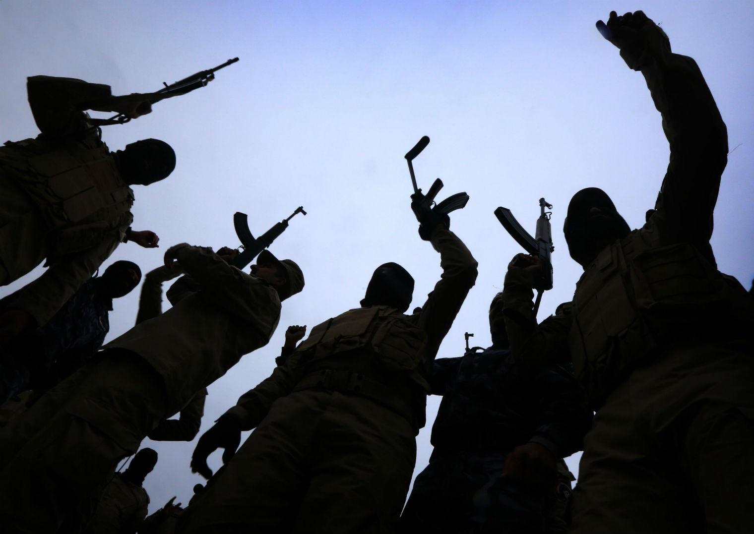 الحرب على داعش