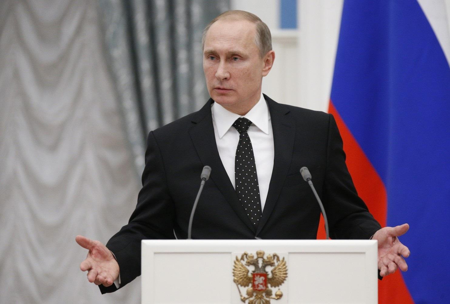 بوتين في سوريا