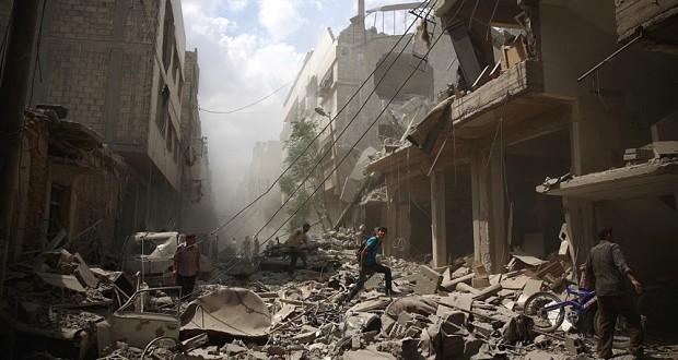 """محادثات السلام في سوريا تؤدي إلى شيء واحد فقط: المزيد من الحرب – ريتشار سبينسر – مترجم عن """"التلغراف"""" البريطانية"""