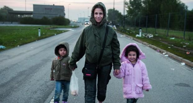 اللّاجئون السّوريّون؛ بين بَرْد المَهْجر ونار الشَّوق للوطن – رهام الزراد