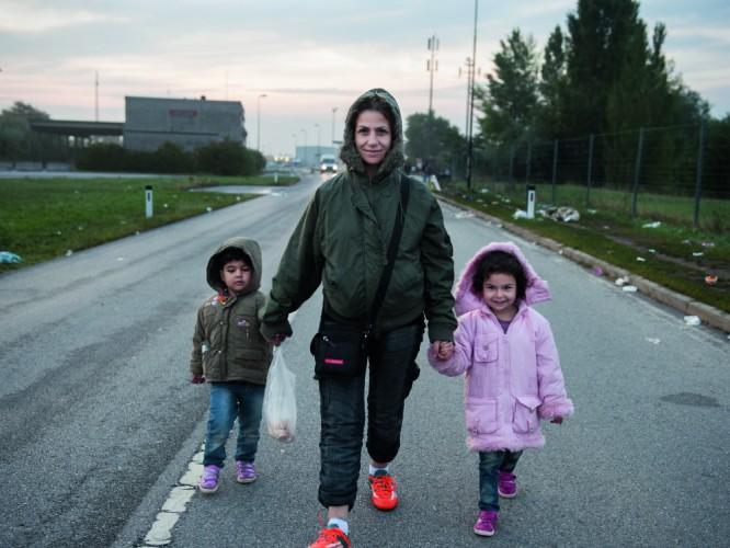 قررت كثير من السوريات كسر حاجز الصمت بعد الوصول لأوربا