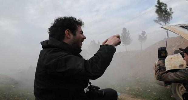 تركيا تعتقل الصحفي السوري رامي الجراح