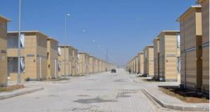 تركيا تجهز مساكن مسبقة الصنع بطابقين لاستقبال المزيد من اللاجئين السوريين