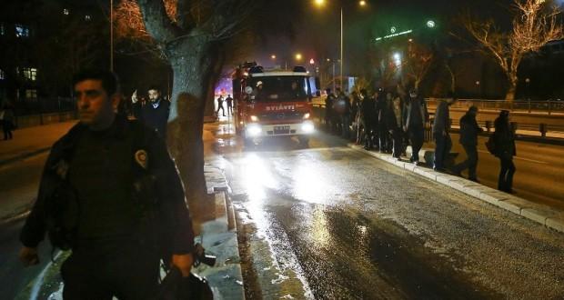 تركيا تتهم حزب العمال الكردستاني بالتورط بتفجير أنقرة