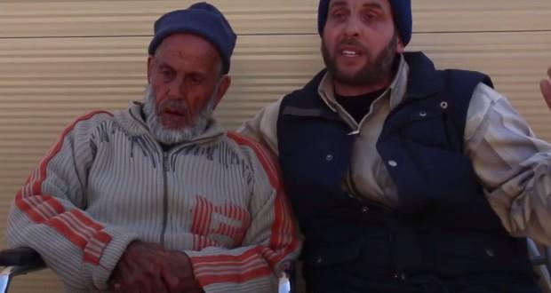 فيديو: عائلة الشهيد عبد القادر الصالح في مخيمات النزوح