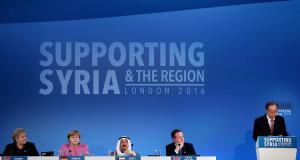 تعرف على ما جرى في مؤتمر مانحي سوريا الذي عقد في لندن