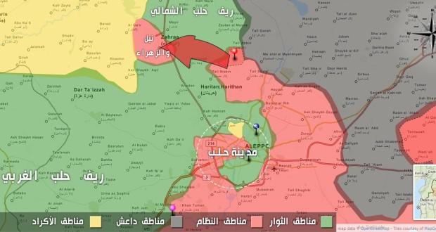 ما الذي يجري في حلب؟ – ضياء الدين صابوني