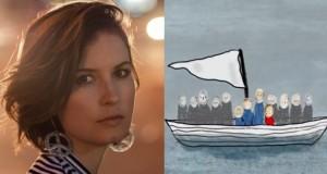 مغنية أسترالية تصدر أغنية مستوحاة من حكاية غرق الطفل آيلان وتتبرع بأرباح مبيعاتها لصالح اللاجئين