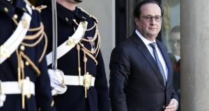الرئيس الفرنسي: يجب أن نعزز حدود الاتحاد الأوربي لمنع تدفق اللاجئين
