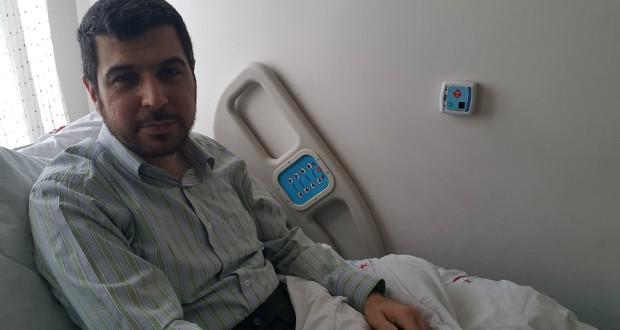 نجاة الدكتور ابراهيم سلقيني من محاولة اغتيال في غازي عنتاب