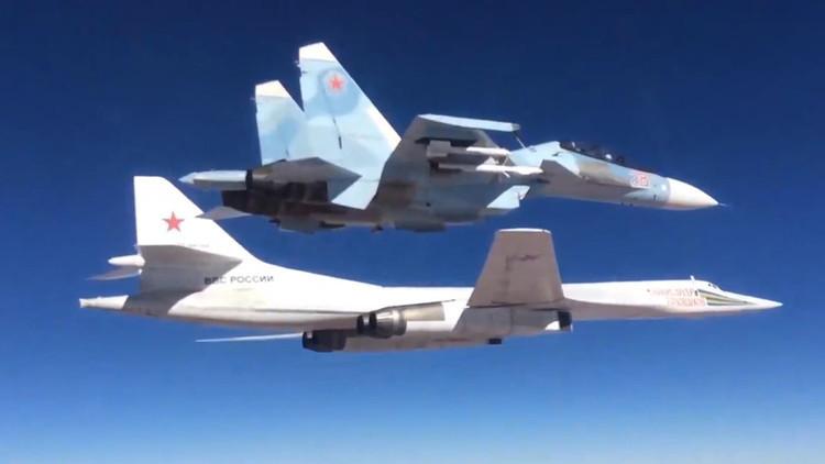 الطيران الروسي في سوريا