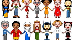 يوم المرأة العالمي: تخليد لذكرى نضال نساء العالم ضد التمييز